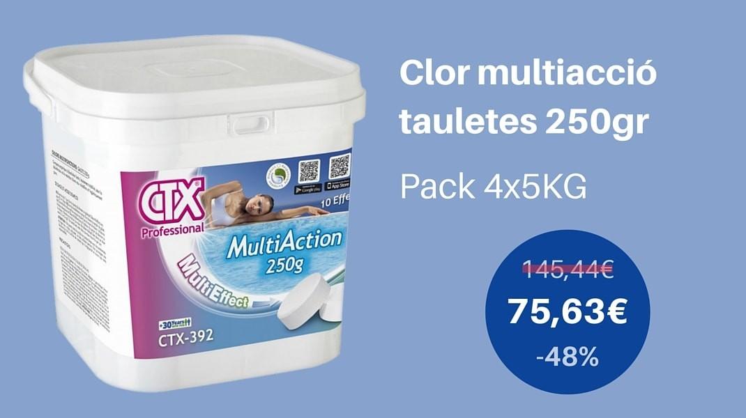 Clor Multiacció CTX